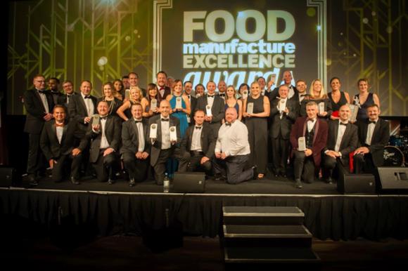 Food manufacturing awards