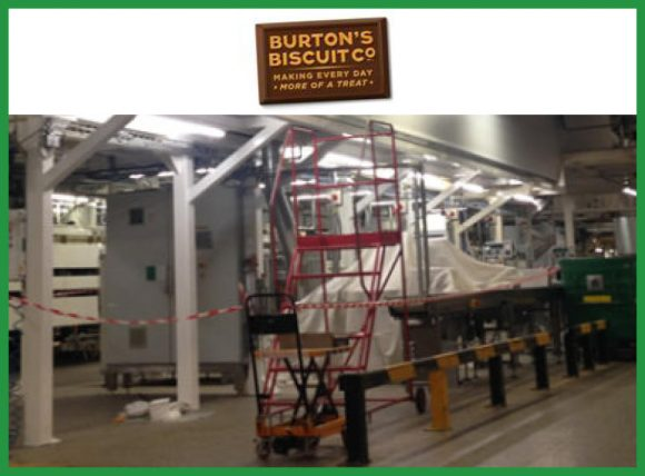 Burton's food processes