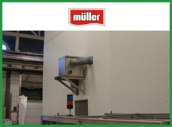 Muller food cooling