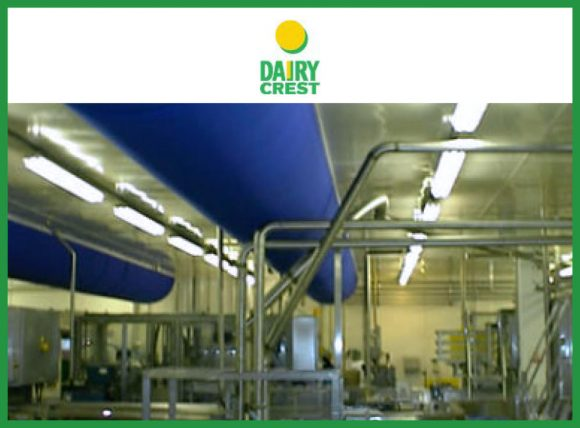 Dairy Crest Food Refrigeration