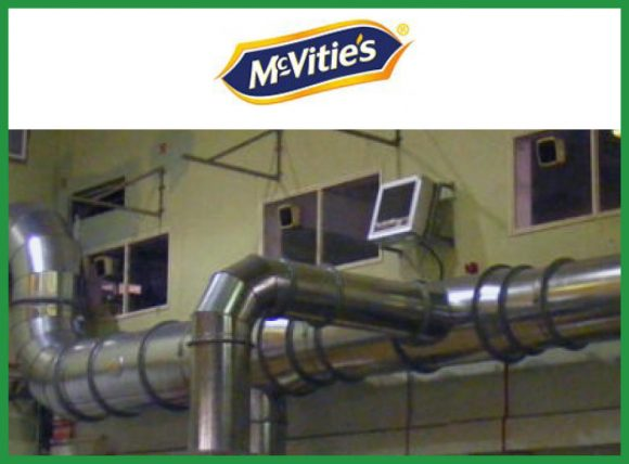 Mcvites Food Refrigeration