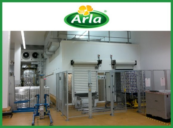 Arla Foods Chillers