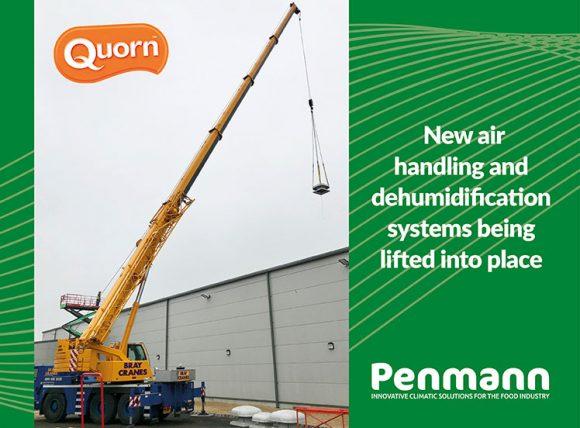Penmann - Quorn installation