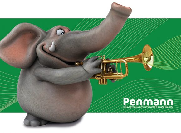 Penmann - blowing our trumpet