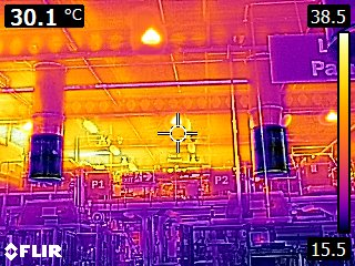 KP Snacks Thermal image