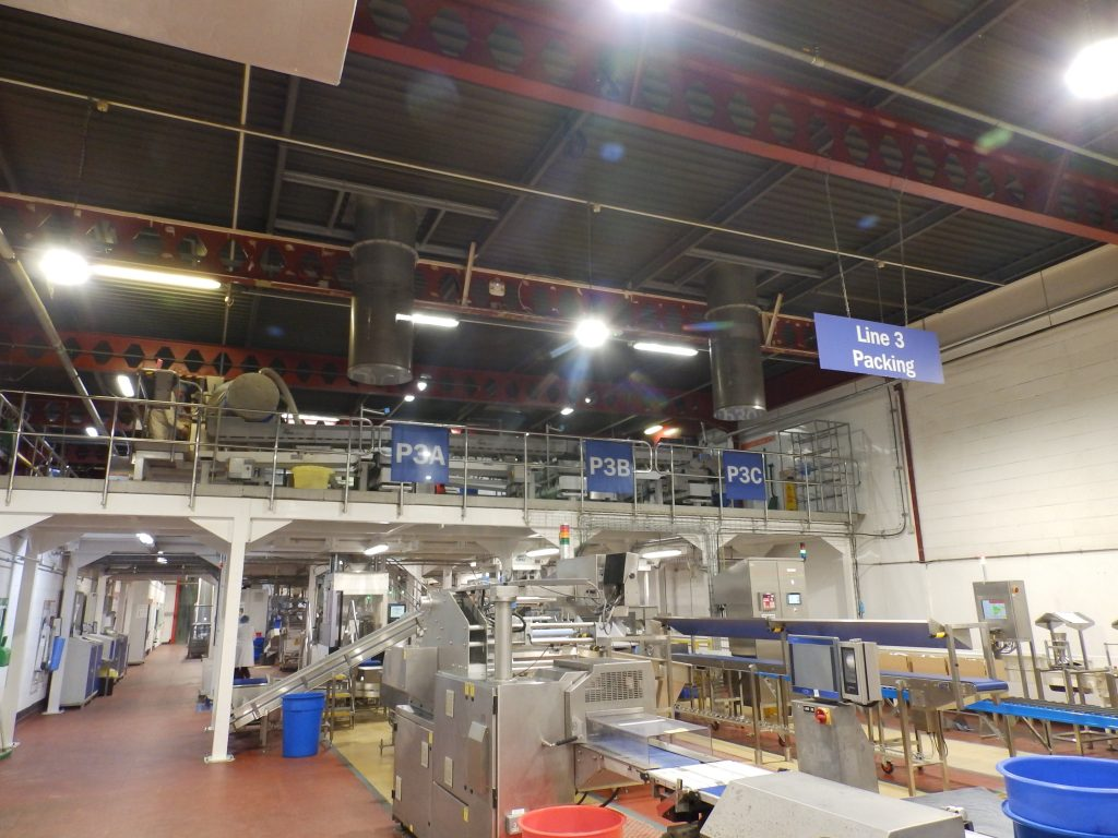 KP Snacks production area