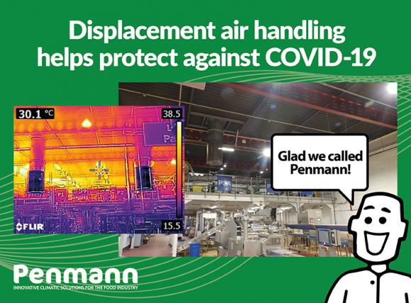Displacement Air Handling facts