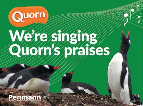 Penmann - Singing Quorn's Praises