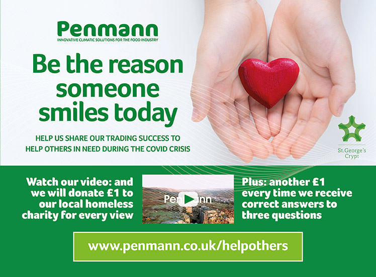 Penmann - Be the reason someone smiles today