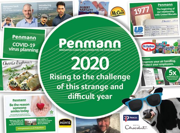 Penmann - Rising to the challenge of this strange and difficult year