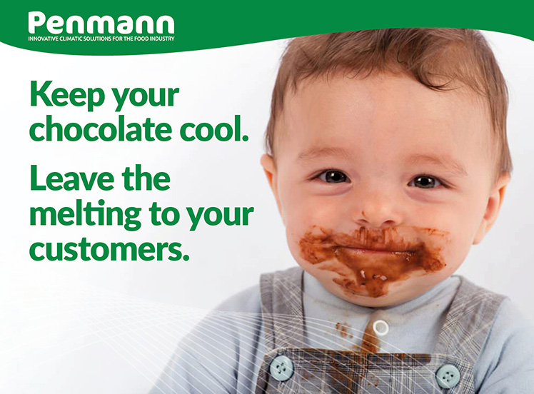 Penmann - conditioning and cooling for chocolate
