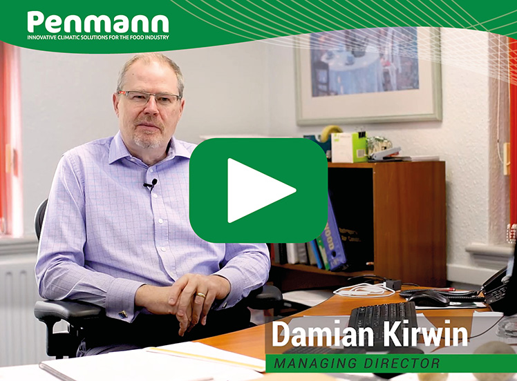 Penmann - Damian Kirwin video clip