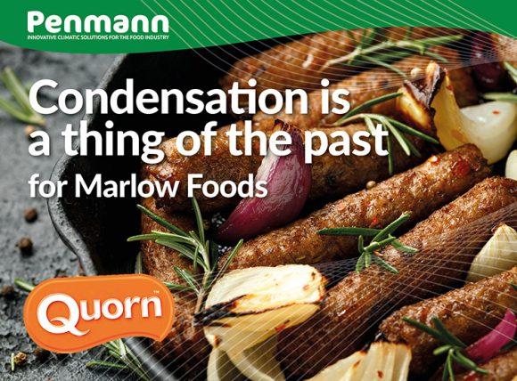 Penmann - Quorn Marlow Foods case study