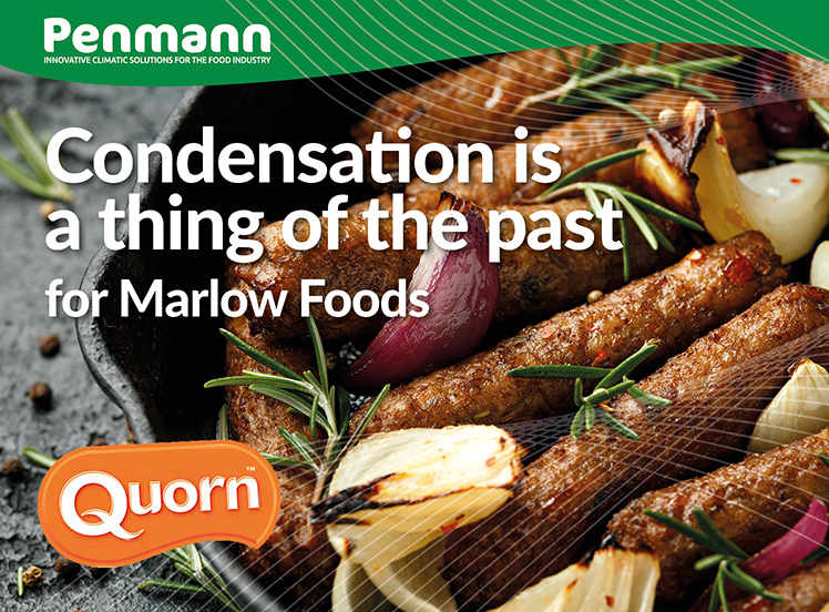 Penmann - Quorn Marlow Foods case study