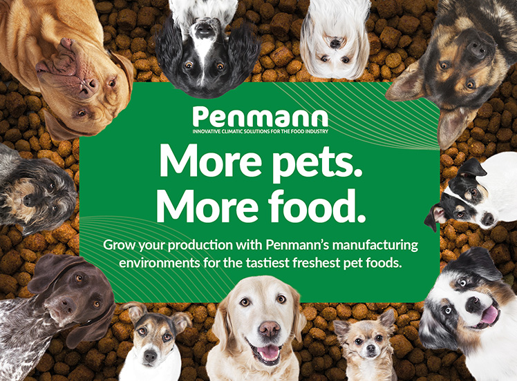 Penmann - More pets, more food