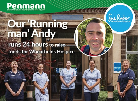 Penmann - RunningManAndy 24 hour challenge