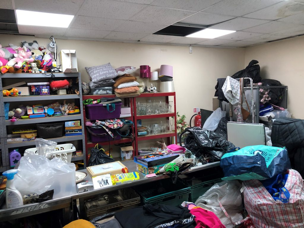 Penmann - donations at Pudsey Preloved