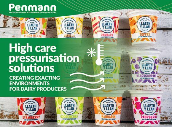 Penmann - Factory pressurisation solution for Village Dairies