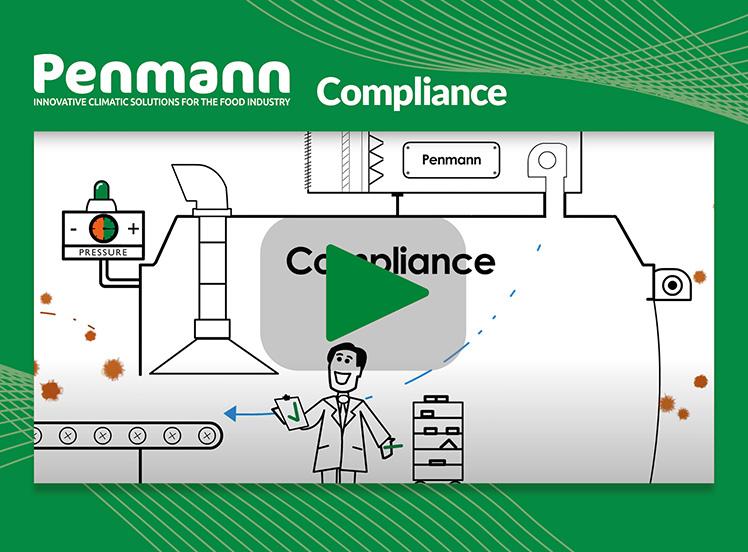 Penmann - Compliance video screen