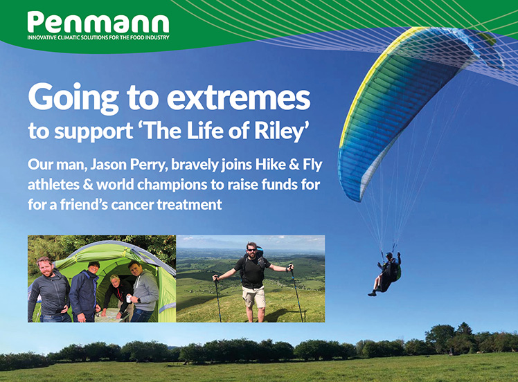 Penmann - Dragon Hike and Fly Welsh adventure