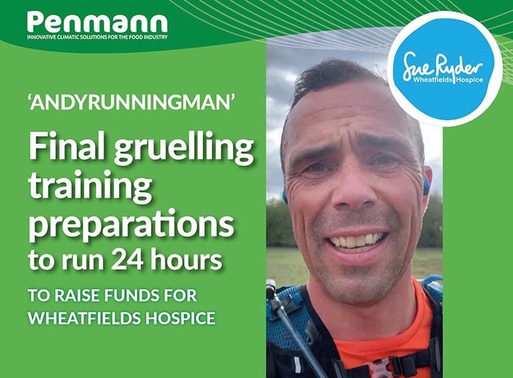 Penmann - RunningManAndy