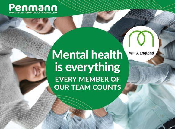 Penmann - Mental Health First Aid matters