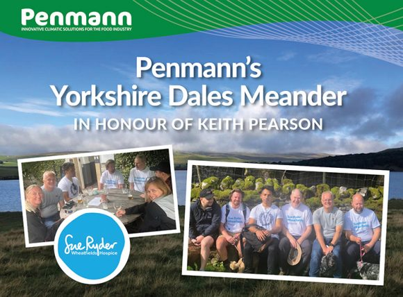 Penmann's Yorkshire Dales meander in honour of Keith Pearson